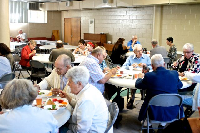 Fellowship dining